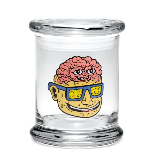 Large Pop-Top - Teenage Lobotomy   צנצנת פופ-טופ L - מוח