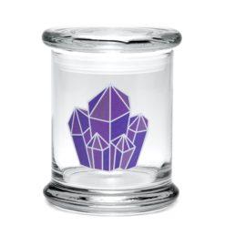 Large Pop-Top - Crystal   צנצנת פופ-טופ L - קריסטל