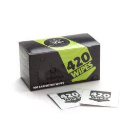 420 Wipes | מגבון אלכוהולי 420