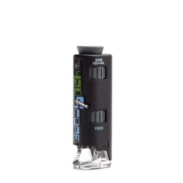 420 Scope 60-75x LED Microscope | מיקרוסקופ נייד לכיס