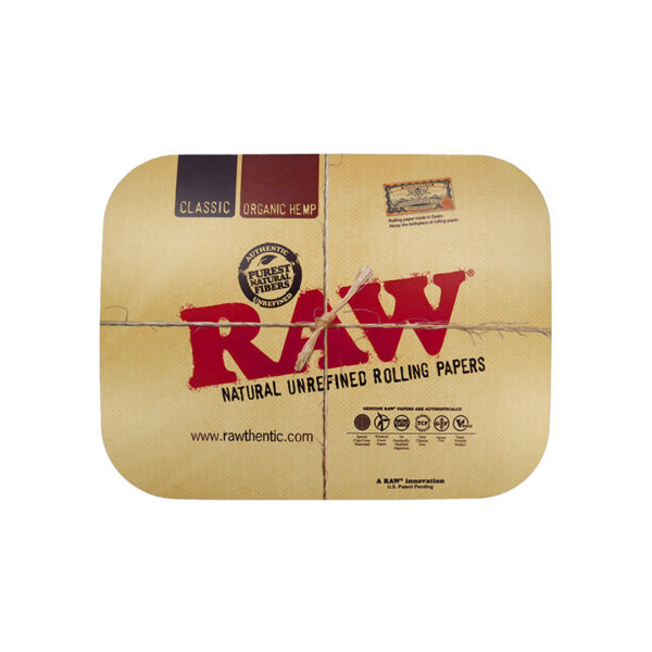 RAW Rolling Tray Cover | רו מכסה למגש