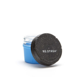 Re-Stash 4oz Childproof Stash Jar | צנצנת זכוכית קטנה עם הגנת ילדים