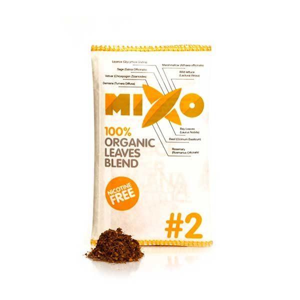 Golden MIXO 30g   מיקסו זהב תחליף טבק 30ג