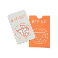 DaVinci Grinder Card | כרטיס גריינדר דה וינצ'י