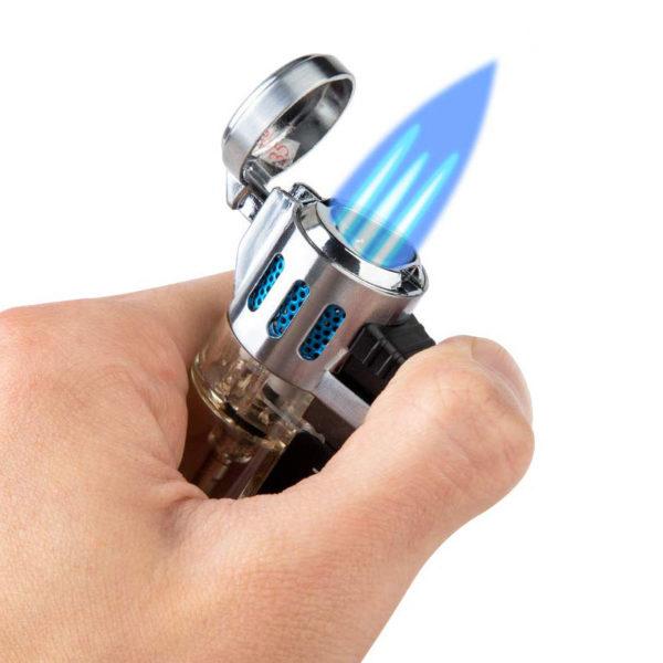 Vertigo Lighter - Triple fire | מצית טורבו