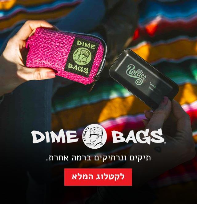 Dime Bags תיקים ונרתיקים