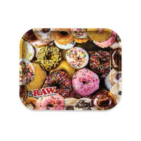 RAW Large Tray - Donuts | רו מגש גדול - דונאטס
