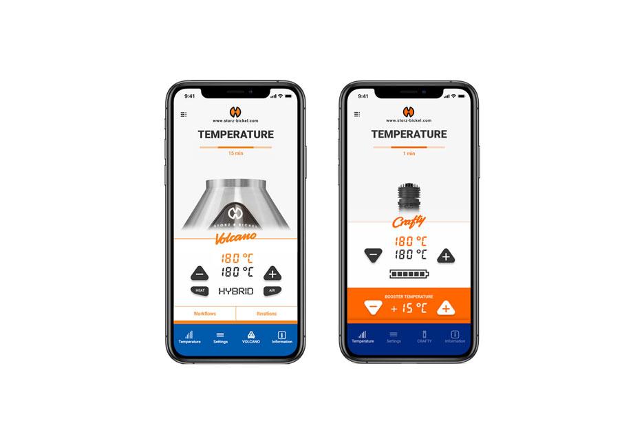 וופורייזר קראפטי מייטי אפליקציה