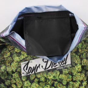 Sour Diesel Pillowcase   ציפית לכרית - פרחי קנאביס