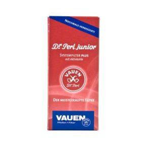 Vauen Dr Perl Junior - 10 Pack | ווהן פילטרים אקטיביים חבילה של 10