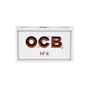 OCB N.4 White Double | או סי בי קטן לבן כפול