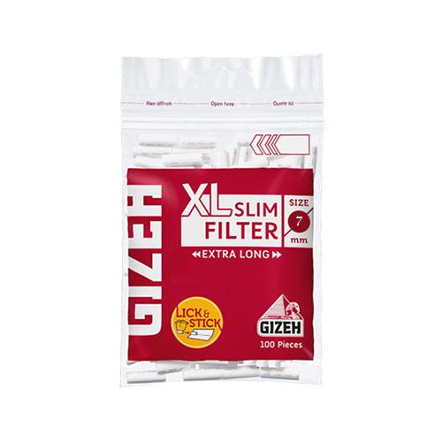 Gizeh 7mm XL | גיזה פילטר 7 ארוך