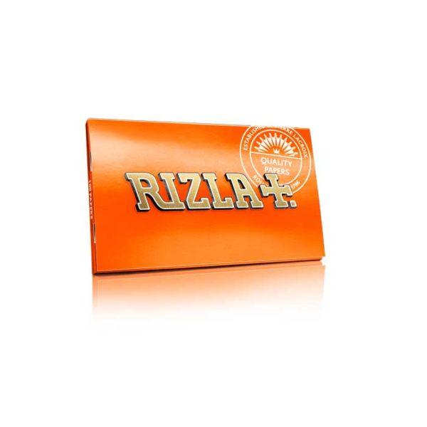 Rizla Orange Double| ריזלה קטן כתום כפול