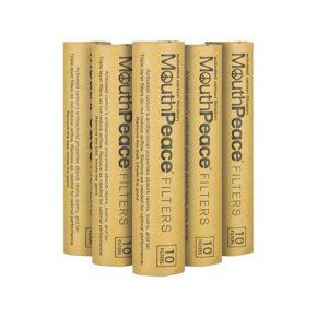 פילטר פחם - 50 יח' | MouthPeace 5 Filter Roll