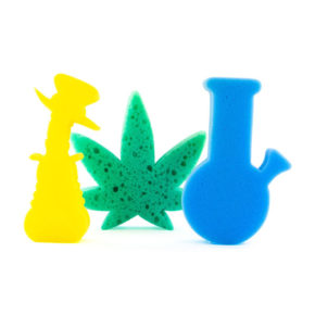 סט ספוגים לניקוי מקטרות | Pipe Cleaning Cponges - 3 pc