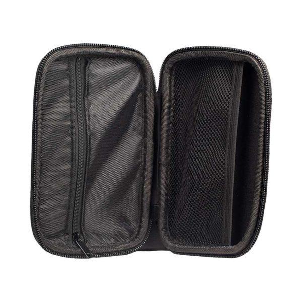 נרתיק קשיח לוופורייזר - גדול | Hemp Shield Zipper Case - Large
