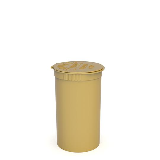 קופסת אחסון סקוויז - 5 גרם | Squeeze Sides Pop Top jar 19D