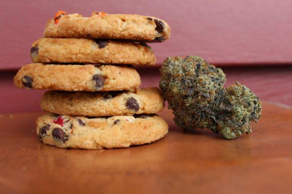 עוגיות קנאביס