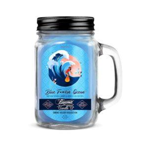 נר ריחני - אוקיינוס | Beamer Candle - Blue F*#kin' Ocean