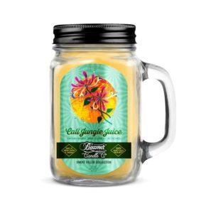 נר ריחני - מיץ ג'ונגל | Beamer Candle - Cali Jungle Juice